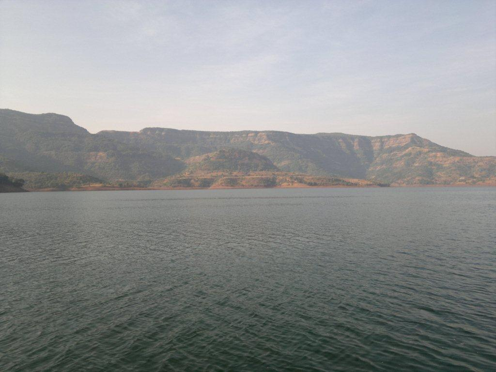 Great inland lake