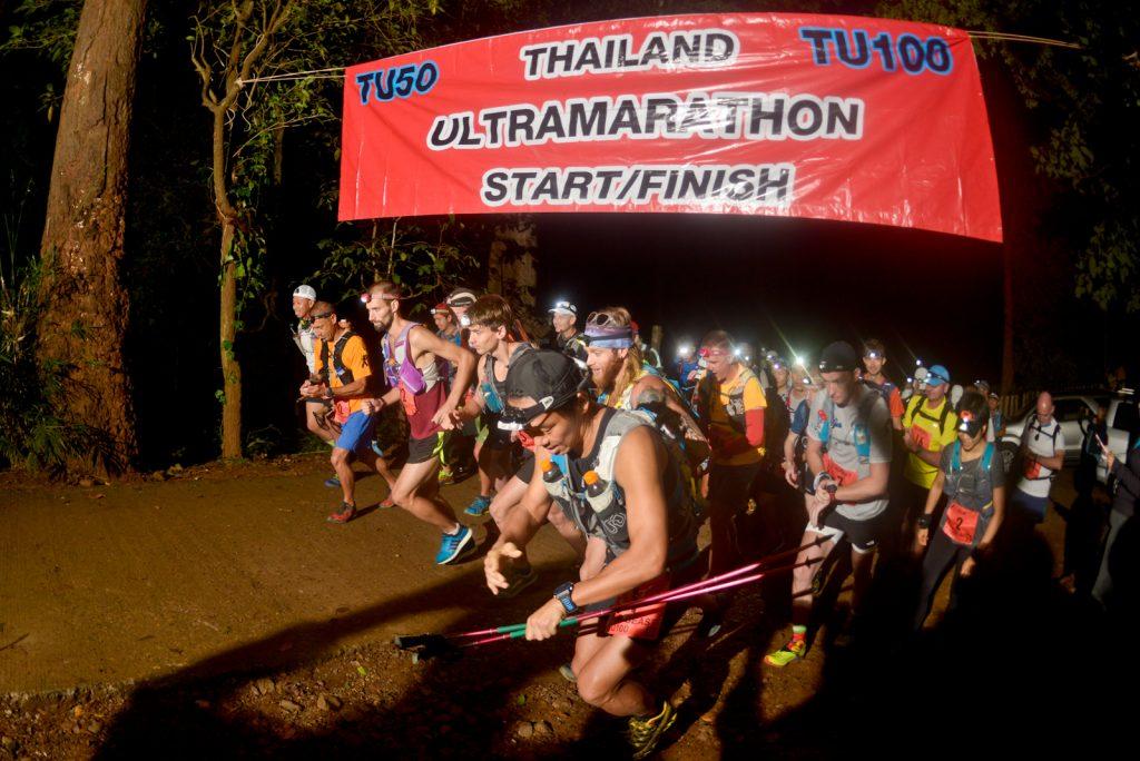 Thailand Ultra Marathon 2016